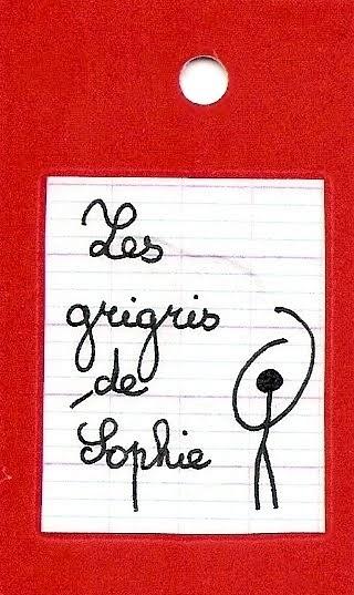 Blog des Grigris de Sophie