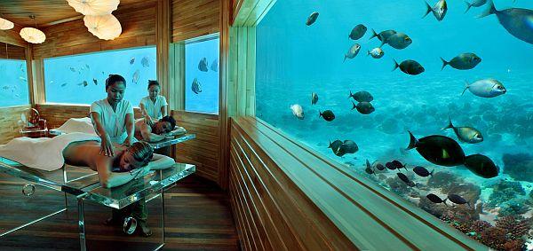 for luxury paradise on earth huvafen fushi maldives