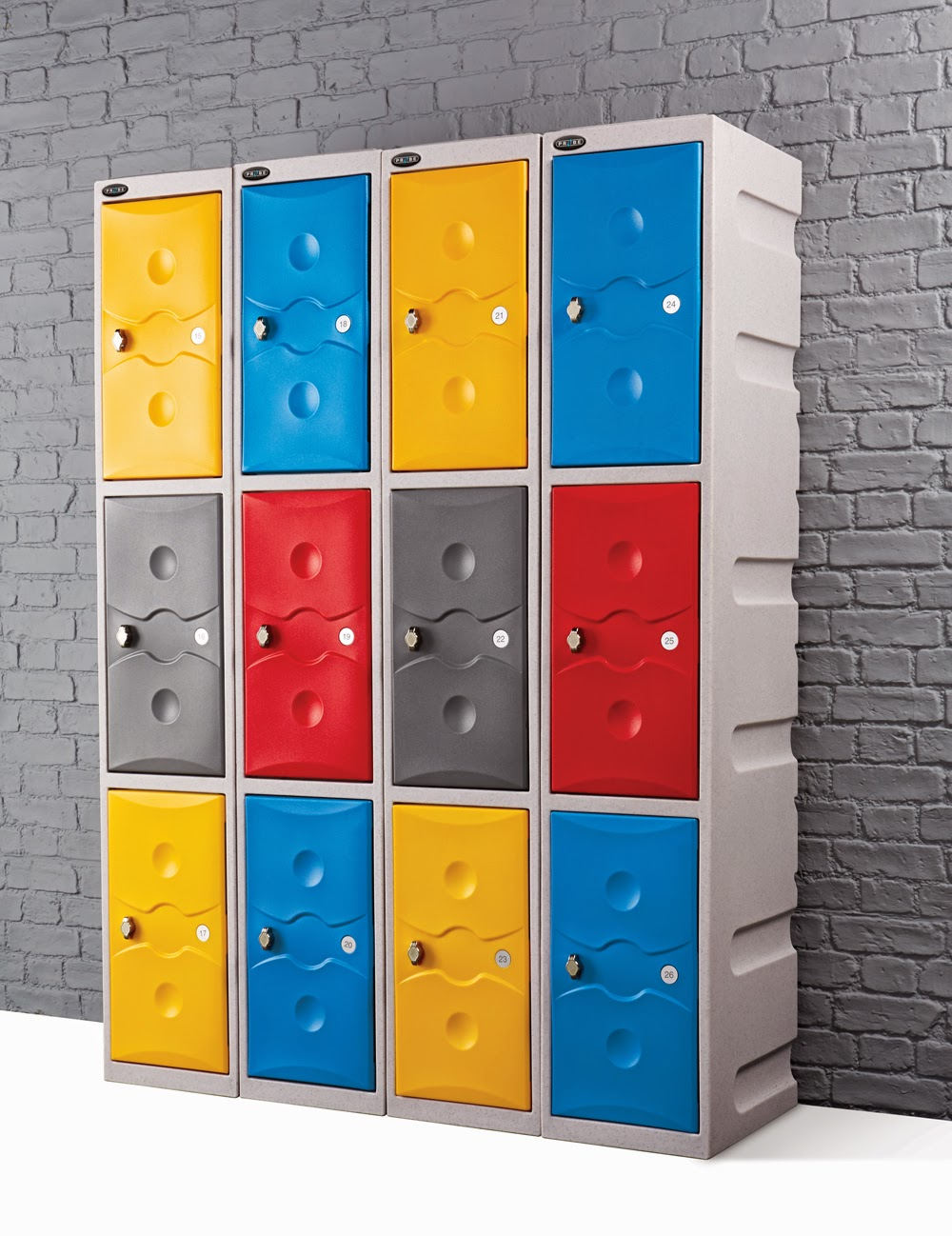vandal resistant ultrabox lockers