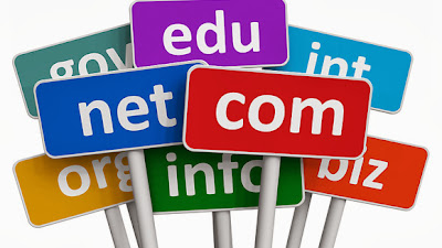 Tên miền .com, net, edu, org