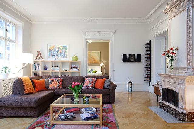 Salones con encanto decorar tu casa es - Inspiracion salones ...