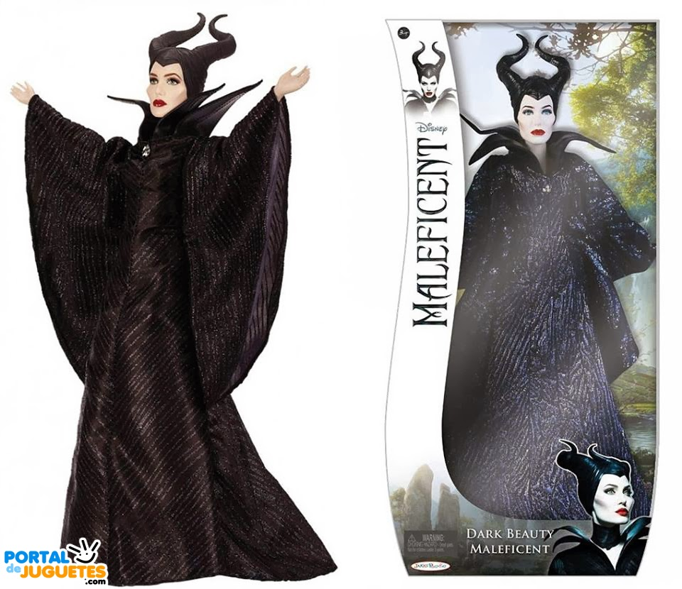 Muñeca Maléfica Dark Beauty Maleficent