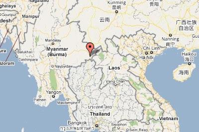 dos terremotos 7 grados en birmania 24 de marzo 2011