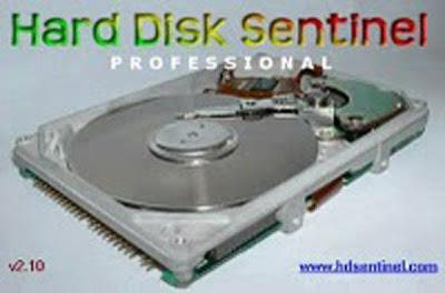 Cek Harddisk Dengan HDD Sentinel | joyodrono mabung
