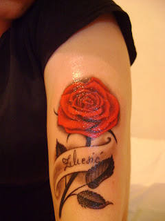 Rose Flowers Tattoo
