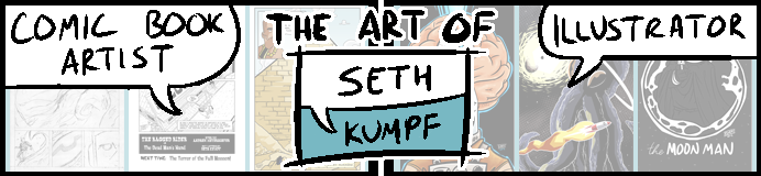 The Art of Seth Kumpf