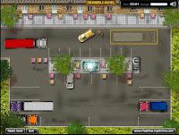 لعبة الشاحنات
