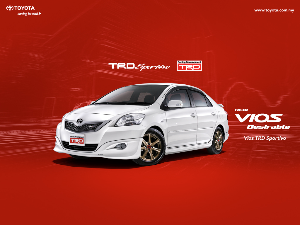 The new Toyota Vios TRD Sportivo is here, and it replaces the Vios 1