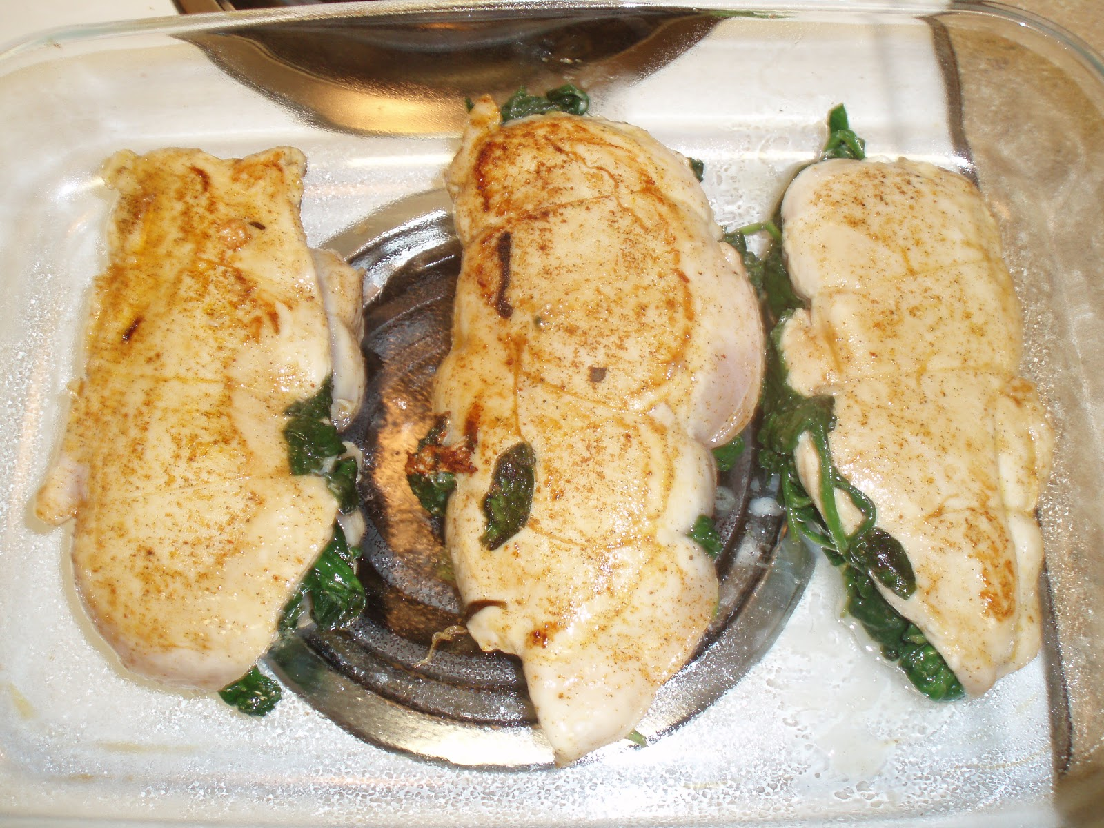... - 20 minutes or until chicken is cooked through and cheese is melted