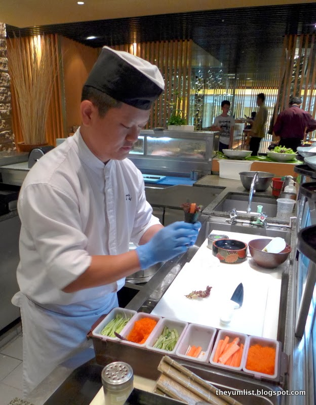 Zipangu, Weekend Japanese Brunch, Shangri-La Hotel, Kuala Lumpur