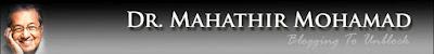Tun Dr Mahathir Blog