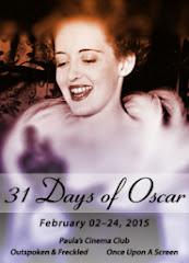 31 Days of Oscar Blogathon - Actors Week!