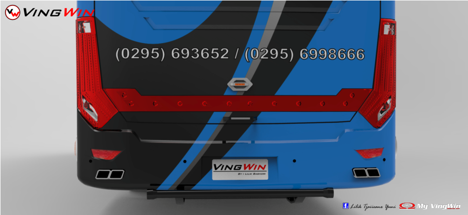 Design Bus VingWin