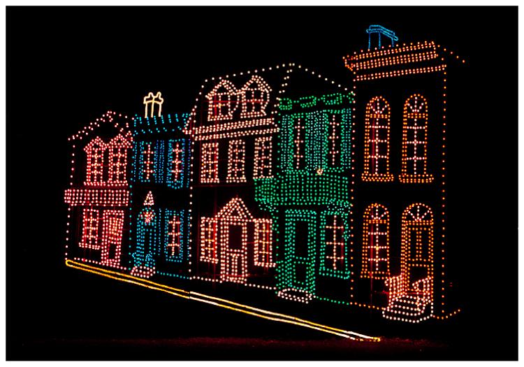 christmas festival of lights charleston sc