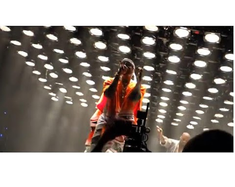 VIDEO REVIEW: Kanye West + 2Chainz - Birthday Song - Birthday Bash 20