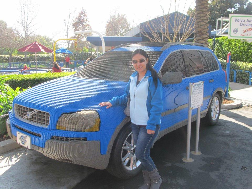 Legoland California Volvo XC90