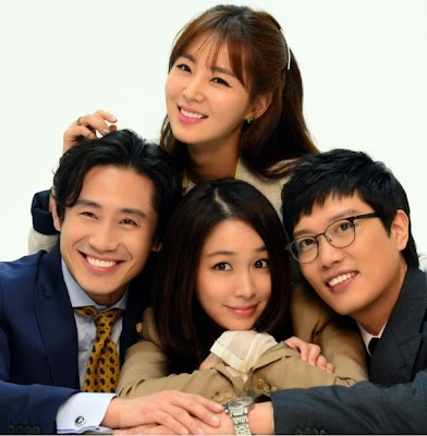 Korean Drama Series, All About My Romance, Lee Min Jung, Shin Ha Kyun, Choi Jung Won, Kim Soo Young