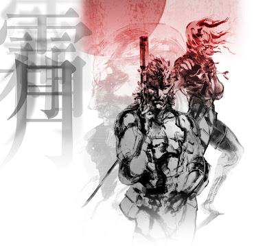 #25 Metal Gear Solid Wallpaper