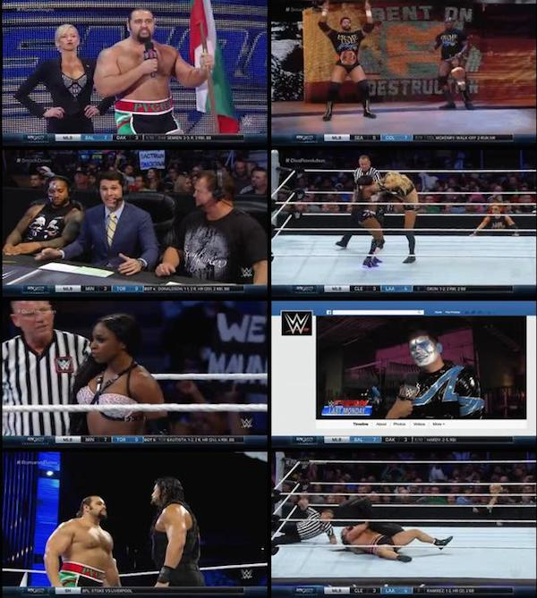 WWE Thursday Night Smackdown 05 Aug 2015 WEBRip 480p