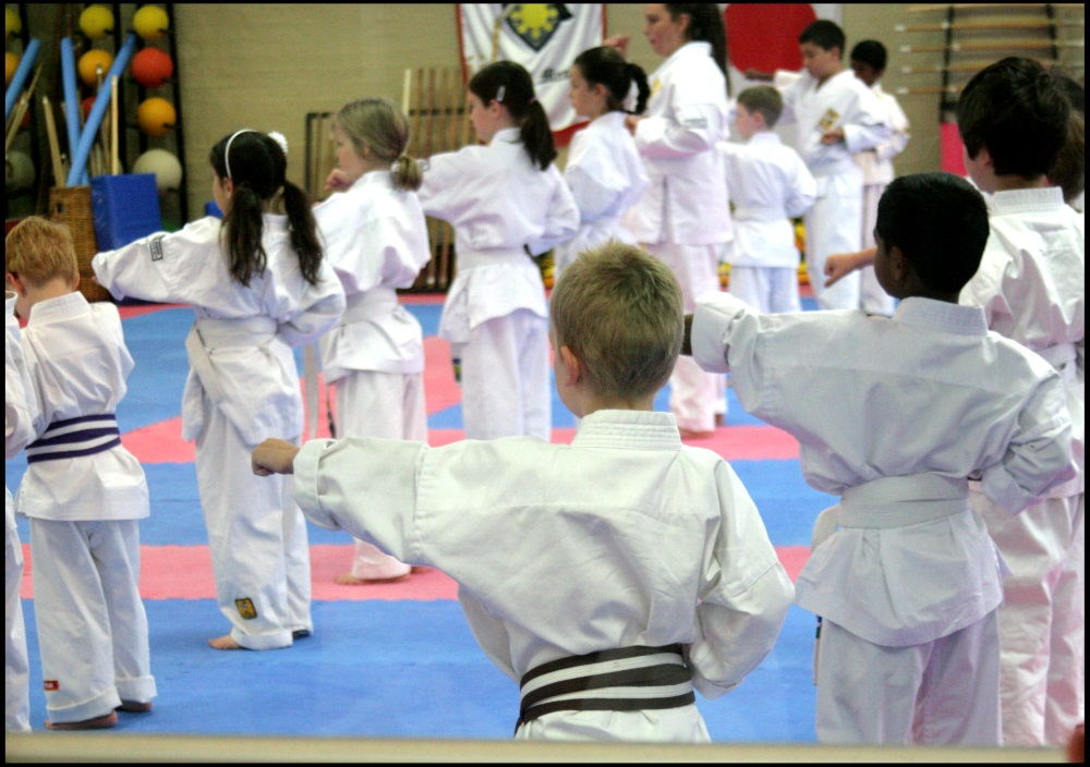 just this side of chaos recent karate grading and