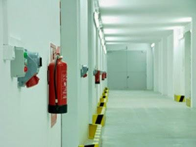 Penempatan APAR di Koridor