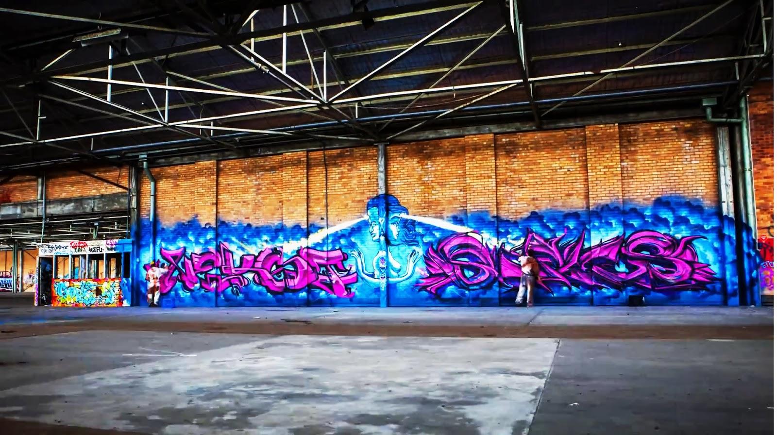 Graffiti Artists Unlimited Paint Warehouse