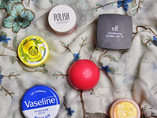 Best Drugstore Lip Balms Under £6!