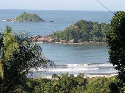 Imagens de Praias do Guarujá