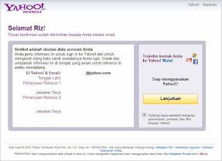 Daftar Yahoo 3