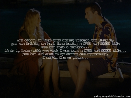 50 first dates quotes in Brisbane