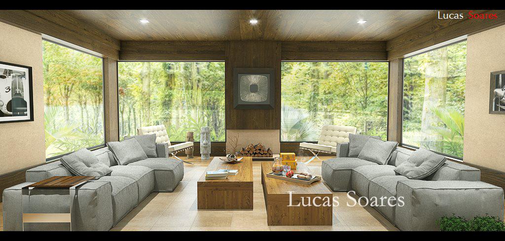 Sketchup Texture Sketchup Model Vray Living Room Hdri