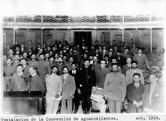 Convención Aguascalientes
