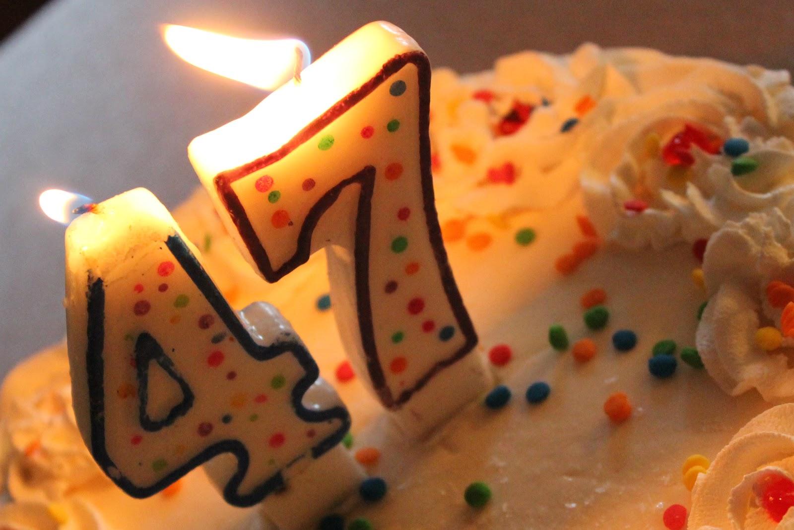 Поздравление с днём рождения 47 лет