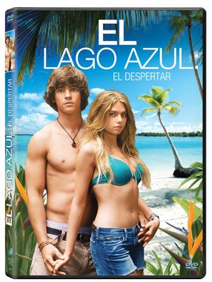 El Lago Azul: El despertar - DVD
