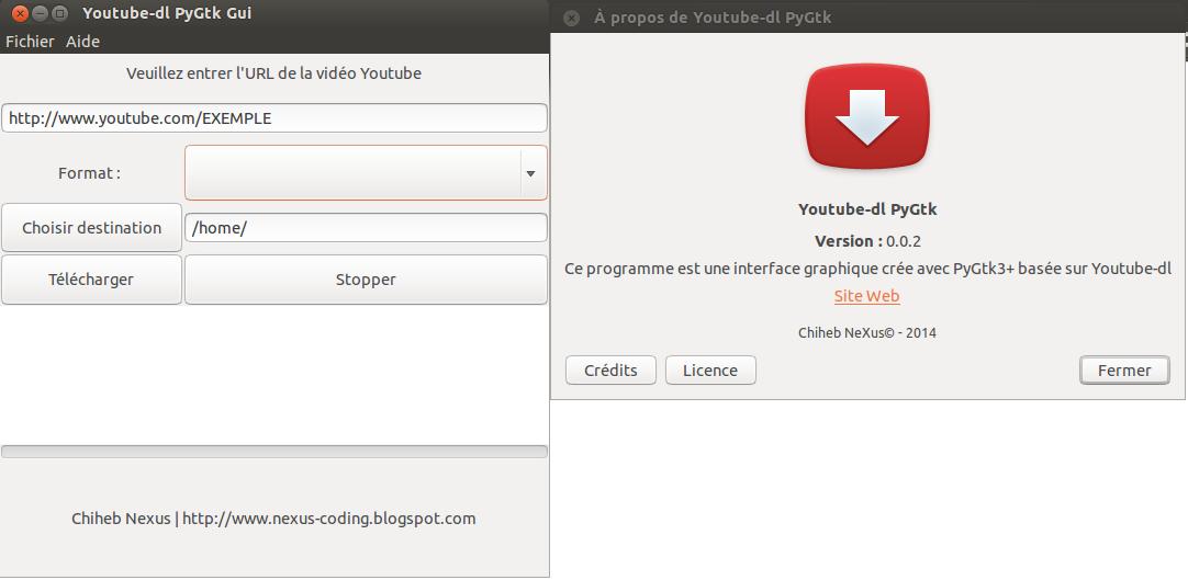 youtube downloader ubuntu gui