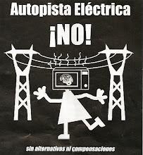 Enlace al blog de la Plataforma Unitaria contra la Autopista Eléctrica