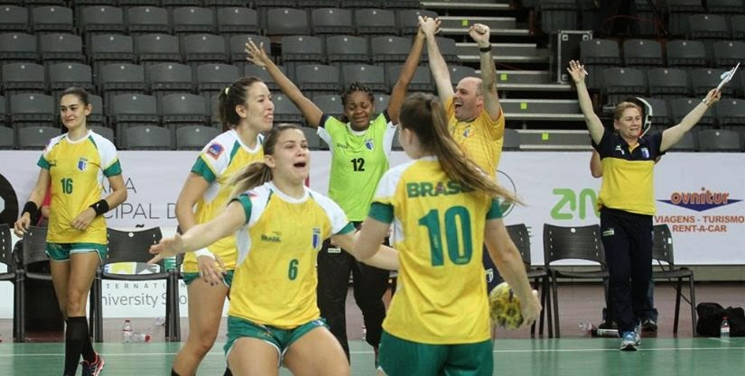 Mundial Universitario: Brasil campeón femenino | Mundo Handball