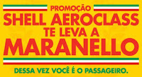 Promoção Shell Aeroclass te leva a Maranello