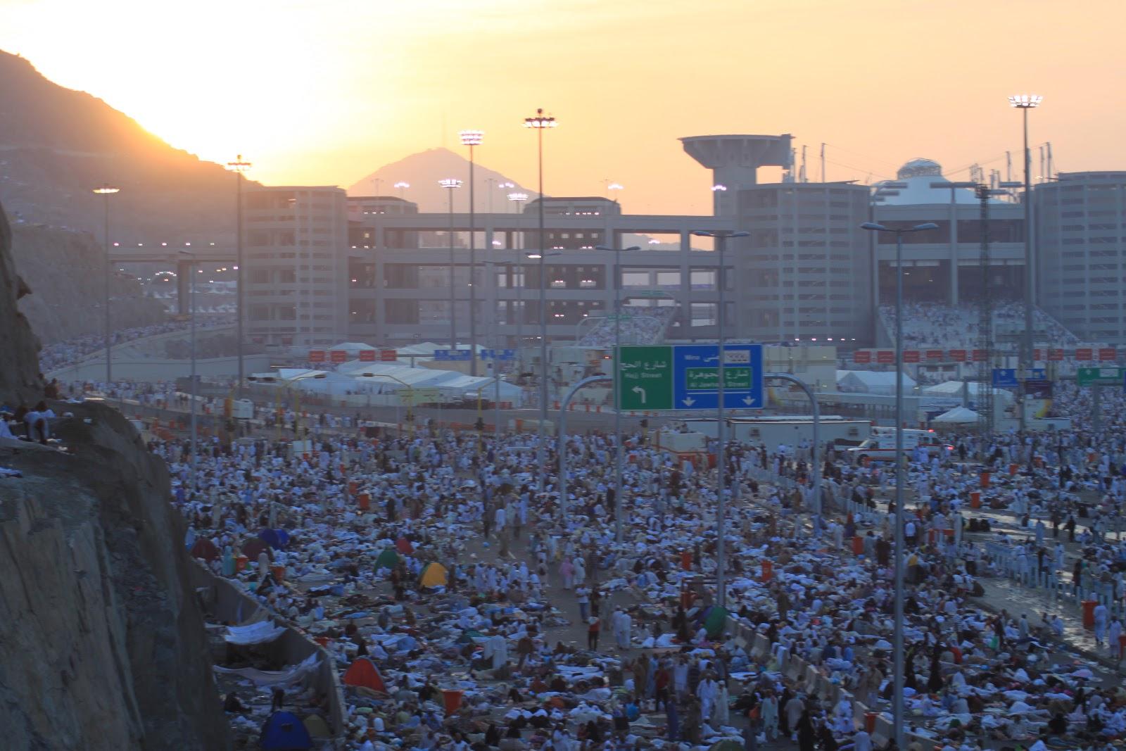 Laporan Jemaah Haji Malaysia: Dari Mina Ke Komplek Jamrah