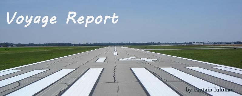 Voyage Report