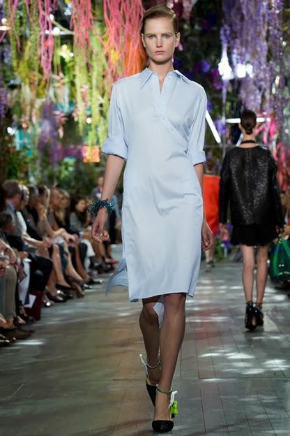 Dior wiosna 2014