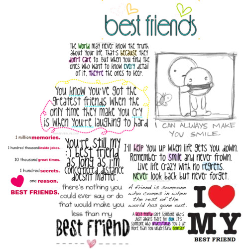 Best Friend Quotes With Pics : Pictures quote favorite cute quotes best friend