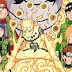Revelados detalhes da quarta novel de Naruto