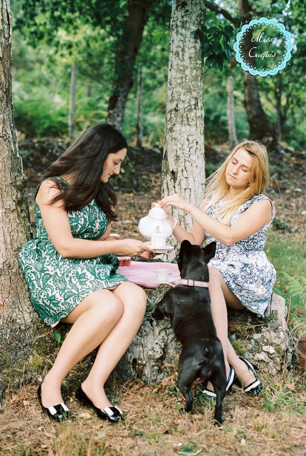 Oh! Fancy Dog y Miss Cuquis eventos y collares y correas hechos a mano para perro