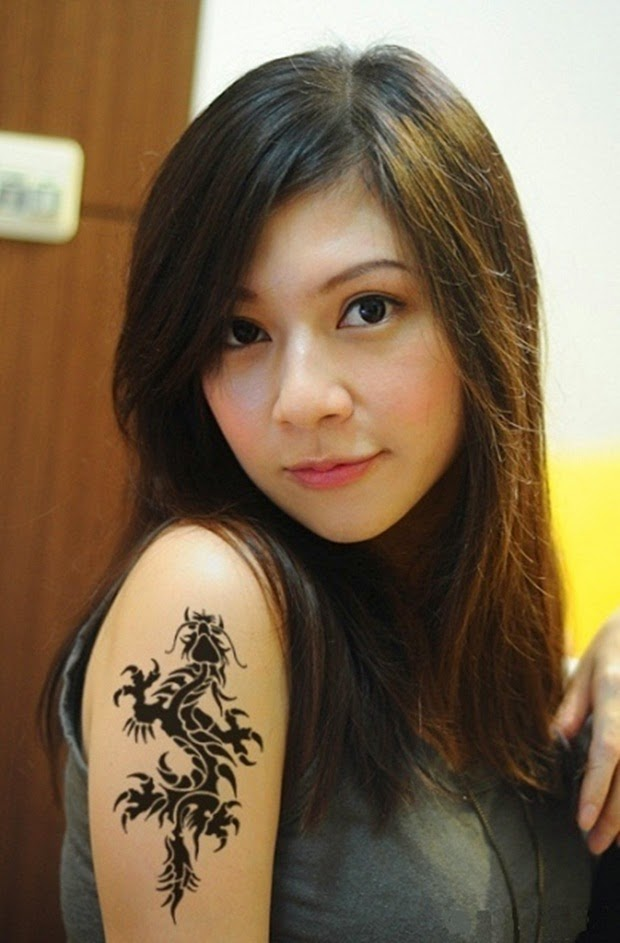 20 Most Amazing arm Dragon Tattoos for Men and Women