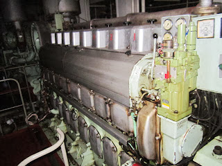 power plant fuel consumption, job, generators, used, condition