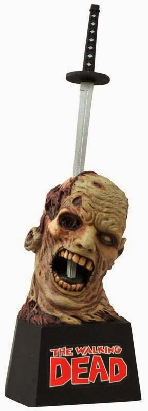 The Walking Dead, il tagliacarte