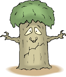Sad Tree Free Clipart
