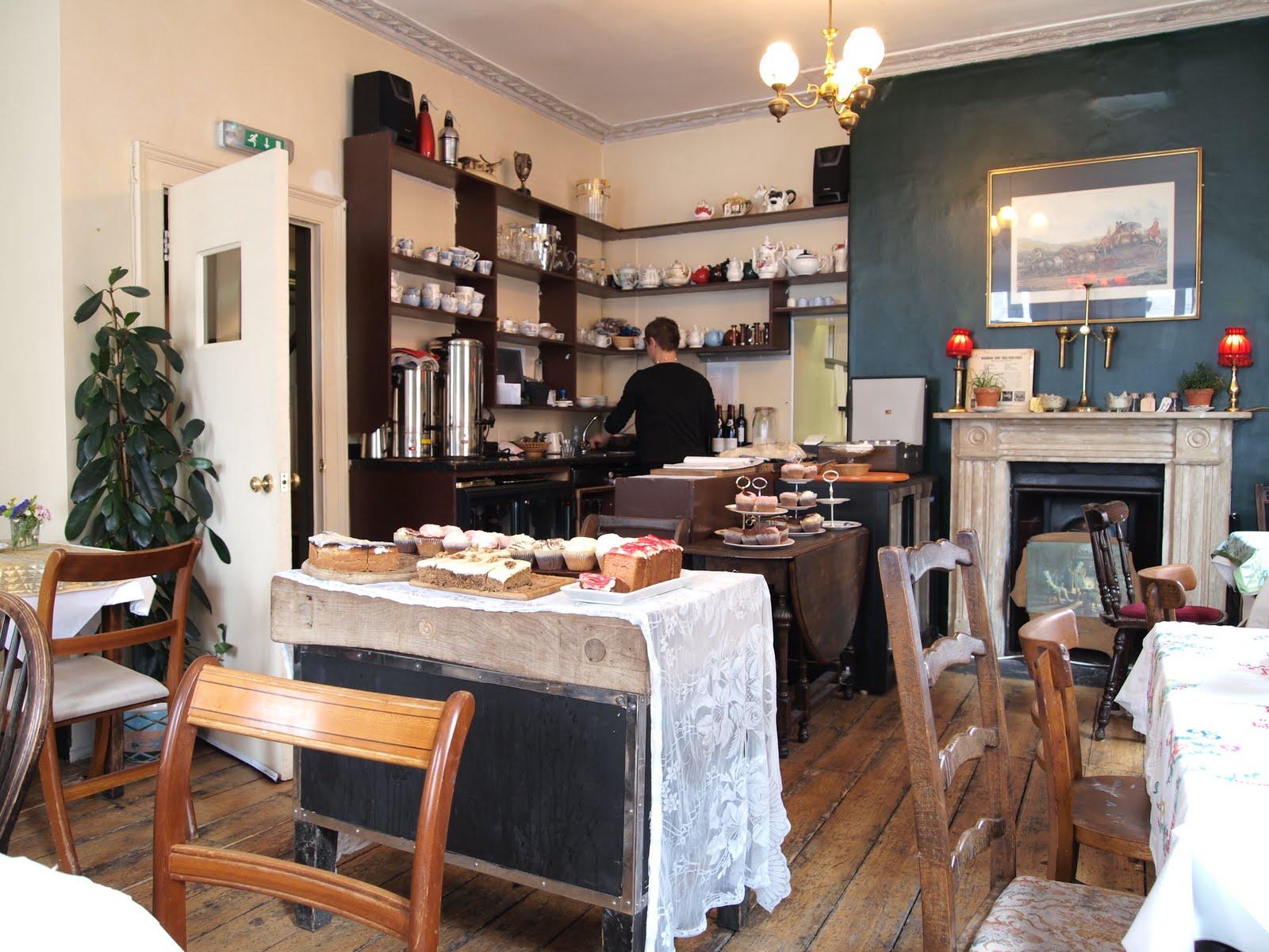 Afternoon tea total review soho 39 s secret tearoom for Tea room design quarter
