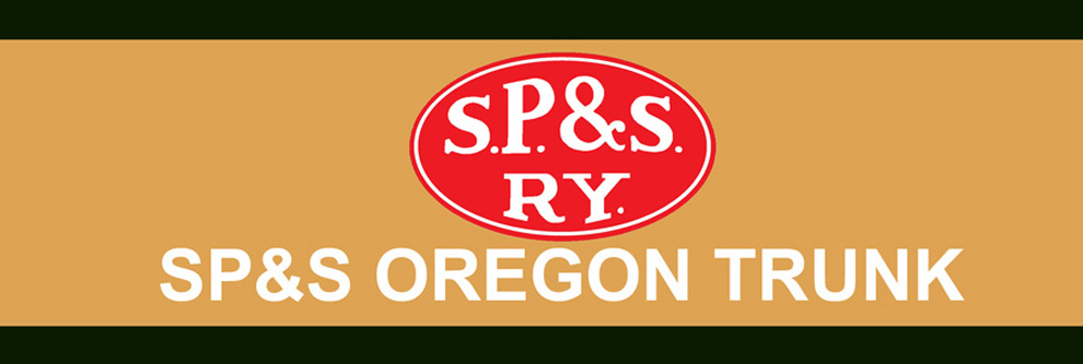 SP&S OREGON TRUNK